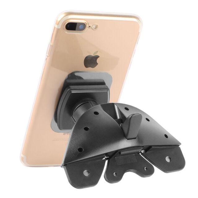 Magnetic Car CD Slot Phone Holder Mount Stand For iPhone Samsung GPS MP4 Sat Nav