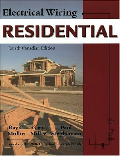 Groovy Electrical Wiring Residential 4Th Canadian Edition Ebay Wiring Cloud Hisonuggs Outletorg