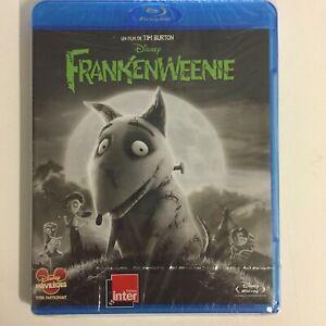 Frankenweenie-Tim-Burton-Disney-Blu-Ray-New-Blister-Pack-c0
