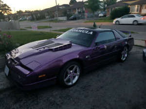PROJECT PACKAGE DEAL 88 FIREBIRD AND 89 TRANS AM
