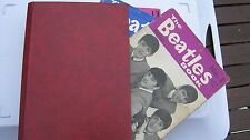 BEATLES MONTHLY No 1 AGE WORN &  39 EDITIONS  VERY GOOD WORN ORIGINALS AS SHOWN