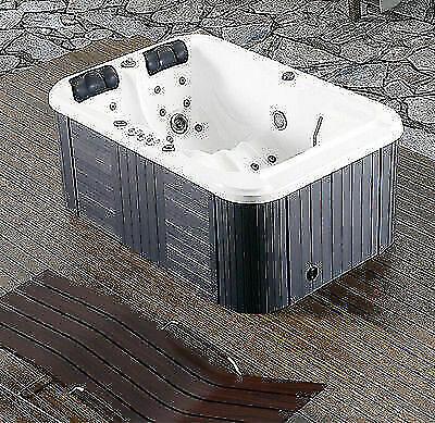 Two 2 Person Hydrotherapy Bathtub Hot Bath Tub Whirlpool ...