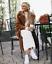 texturé 2969 Xs brun Taille Blogueurs caramel manteau 045 Long Zara New épuisé tFTff