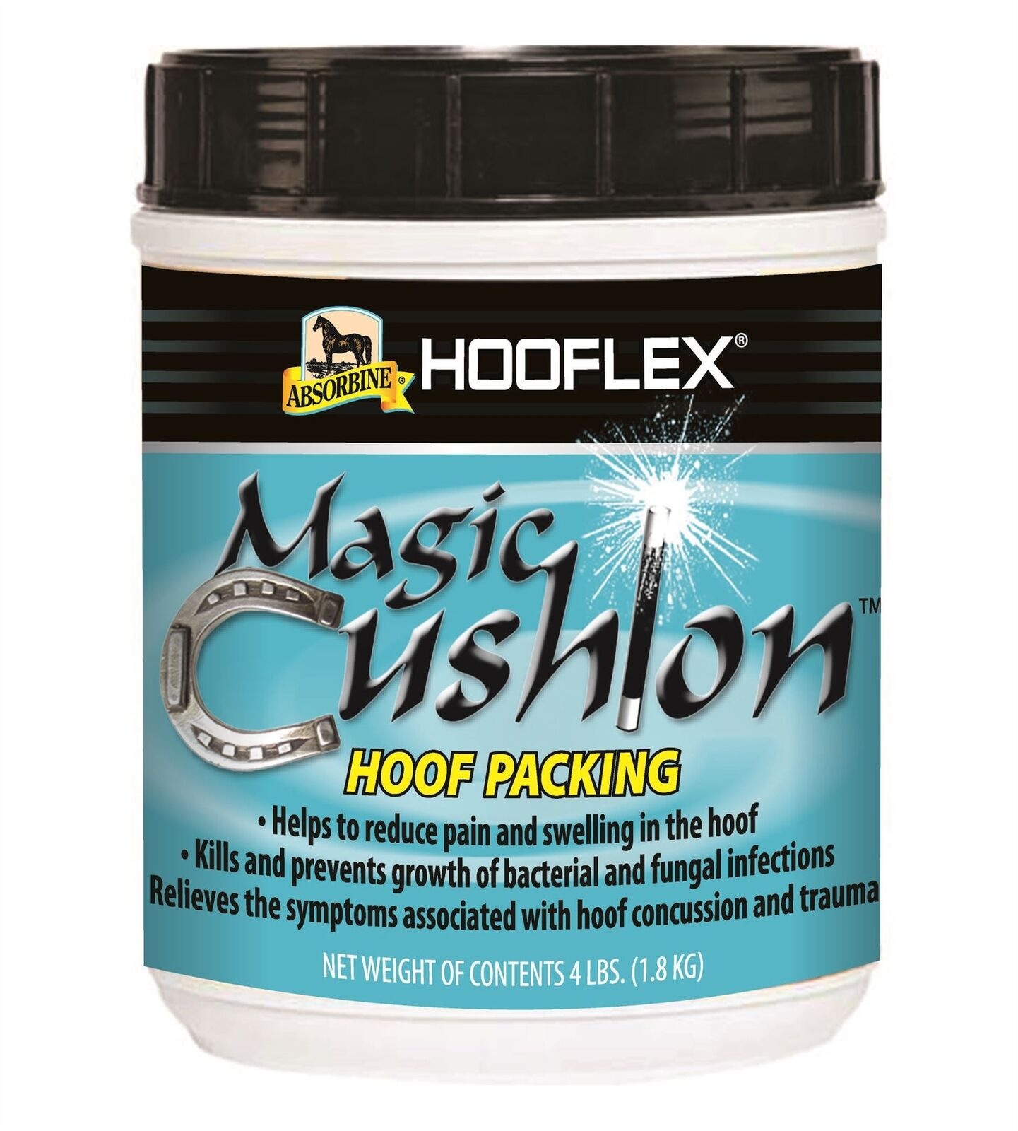 Absorbine Hooflex Magic Amortiguador 1.8 kg Caballo & PONY