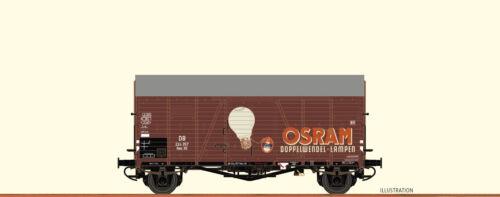 47963 Brawa h0 vagones gms30 OSRAM EP III DC