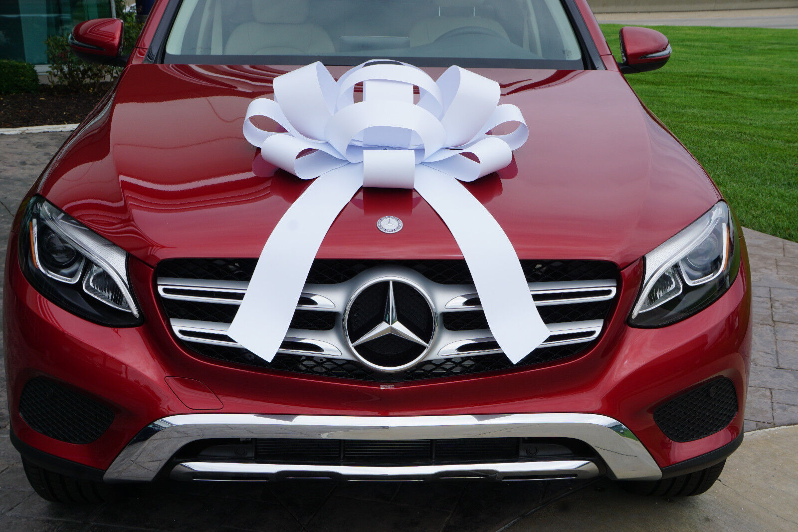 Bows for Cars Huge Car Bow Gifts for Graduates Big Gift Bow 2018 OR 2019