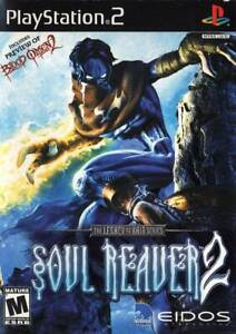 Soul Reaver 2 PS2 Great Condition Fast Shipping
