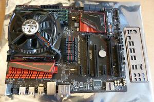 Asus 970 Pro Gaming/Aura + AMD Phenom II X6 1090T BE + 16 GB Crucial PC3-12800