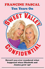 Sweet Valley Confidential (Sweet Valley High), By Francine Pascal,in Used but Ac