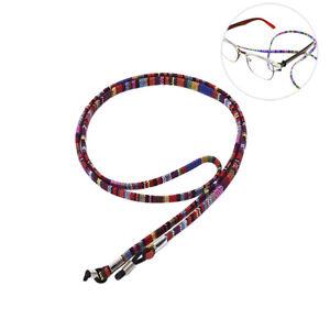 Gafas-de-sol-Cordon-para-Cuello-Gafas-Correa-para-Cadena-Deportes-Colorido