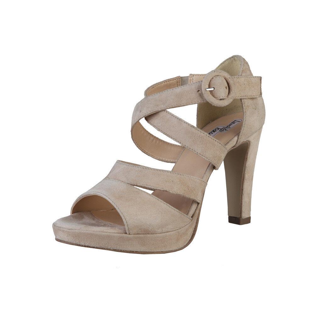 Arnaldo Toscani Damenschuhe Sandaletten High Heels, 8035534_132DUNE, Taupe