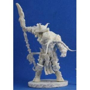 Reaper Bones Minotaur Demon Lord Miniature by Reaper Miniatures RPR 77376