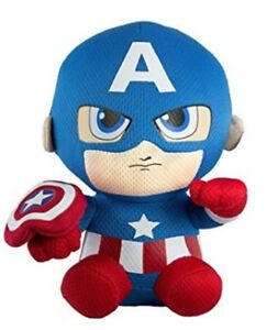 Buy Ty Beanie Babies With Tags Marvel Captain America 6