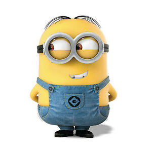 Image Is Loading DAVE MINION Despicable Me Minions CARDBOARD CUTOUT Standee