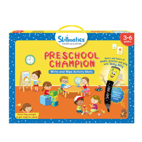 Preschool Champion-Children Love This Early Educational Fun Games For Smart Kids