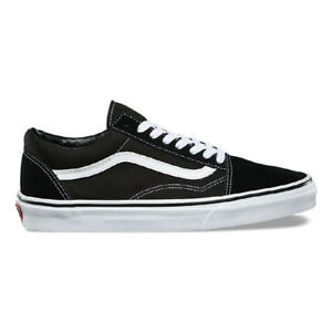 d6e2b06d2c3 New VANS Womens Old Skool BLACK VN-0D3HY28US W 5.5 - 8.5 TAKSE
