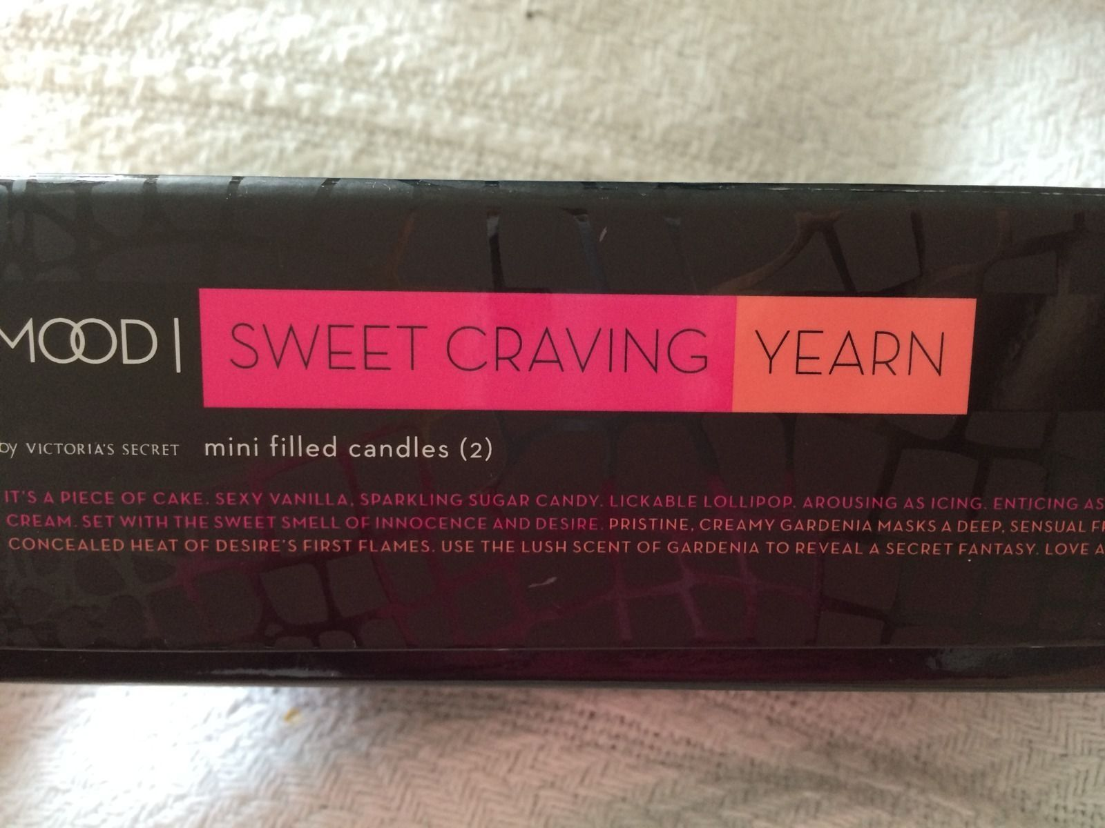 Victoria's Secret Mood Sweet Craving 2
