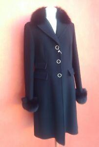cappotto blu marella