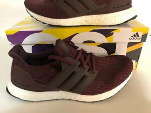 buy online 8f2d8 11fbb Details about adidas UltraBOOST 4.0 Night Red White Mens Running Shoes  Sneakers CM8115 Size 8