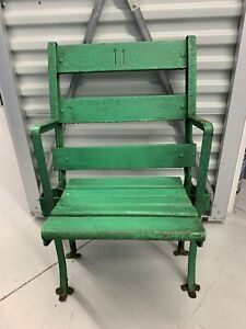 Prime Details About Comiskey Park Chicago White Sox Game Used Vintage Original Chair Seat Onthecornerstone Fun Painted Chair Ideas Images Onthecornerstoneorg