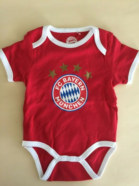 FC Bayern M/ünchen Body Neuzugang Gr 86//92