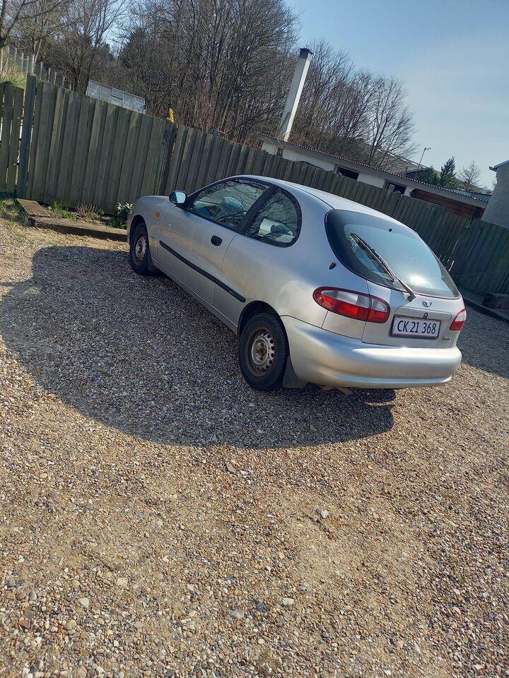Daewoo Lanos, 1,3 SE, Benzin