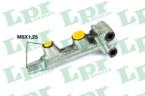 CITROEN 2CV 0.6 Brake Master Cylinder 70 to 76 LPR AY453072A 4AA5479184 5438259