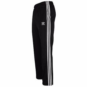 Details about XXL adidas OG Men's OPEN HEM regular fit SUPERSTAR TRACK PANTS RARE! LAST1