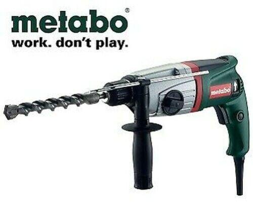 Bohrer Hammer Demolisher//Bohrhammer 24mm 705W Metabo Khe 24 Sp