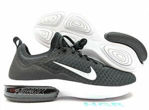 8ba782fbf5 Nike Air Max Kantara Mens Sneaker Running Black Metallic Silver ...