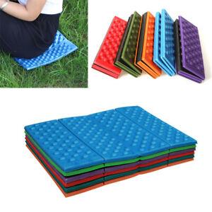 Portable Folding Outdoor Camping Foam Mat Picnic Sleeping Cushion Pad Waterproof