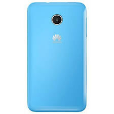 New Genuine Huawei Ascend Y330 Replacement Battery Back Cover Blue