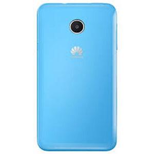 Dettagli su NUOVO Originale Huawei Ascend Y330 COVER POSTERIORE BATTERIA DI RICAMBIO BLU- mostra il titolo originale
