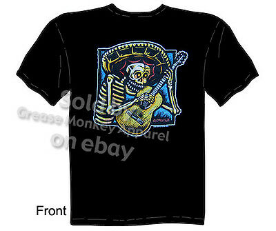 Rat Rod T-shirt Palm Aid Kustom Tattoo Tee Shirts Garage Tee Sz M L XL 2XL 3XL
