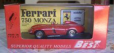 Model Best 1:43 9044/2 Ferrari 750 Monza red
