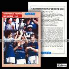 CHAMPIONNAT D'EUROPE DES NATIONS 1984 / EQUIPE DE FRANCE - Fiche Football