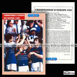 CHAMPIONNAT-D-039-EUROPE-DES-NATIONS-1984-EQUIPE-DE-FRANCE-Fiche-Football