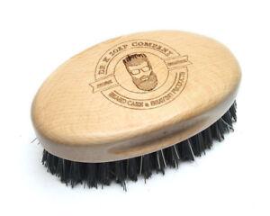 Dr K Soap Company Beard Brush Spazzola per Barba Grande Ovale