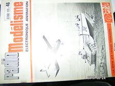 µµ Radio Modelisme n°46 Aile avion par images Le Westerly Kaiseradler L.C.V.P