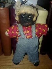 RARE Haunted Antique Voodoo Doll, Ritual Occult Effigy, Black Magic, Satanism