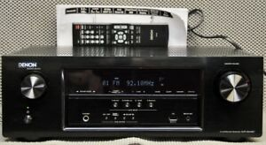 Details about Denon AVR-S510BT Surround Receiver works great but shuts off  from time to time