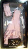 """Jackie Kennedy Embassy Dinner Pink Gown Ensemble Franklin Mint for 16"""" Doll COA"""