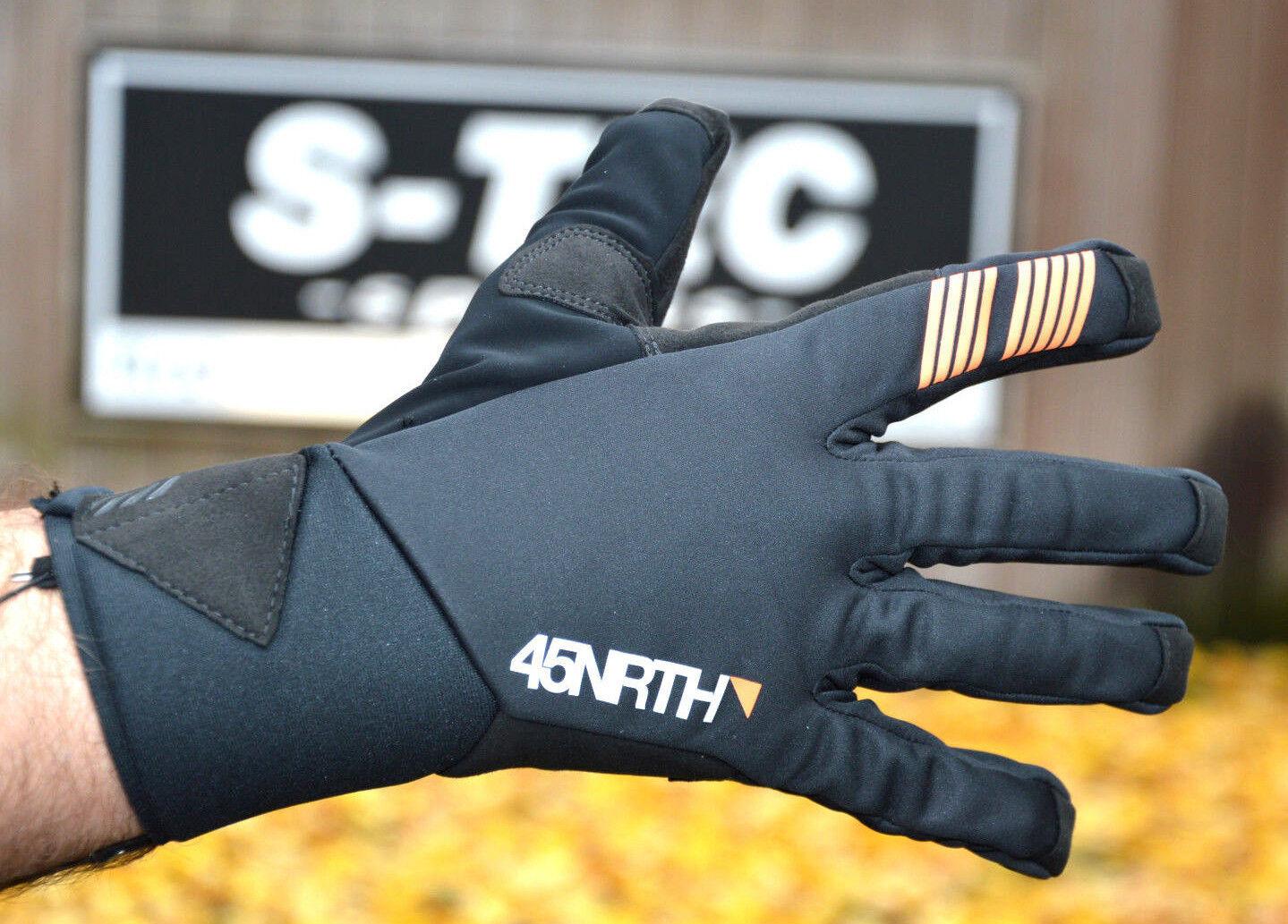45nrth 45nrth 45nrth Nokken Transizione Guanti Cqua + Anti-vento Indoor Merino Collant 100efe