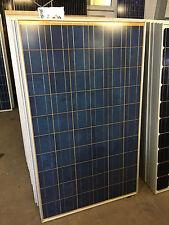 1 Solarmodul gebraucht mit 225 Watt der Fa. Yingli Solaranlage Camping Panel