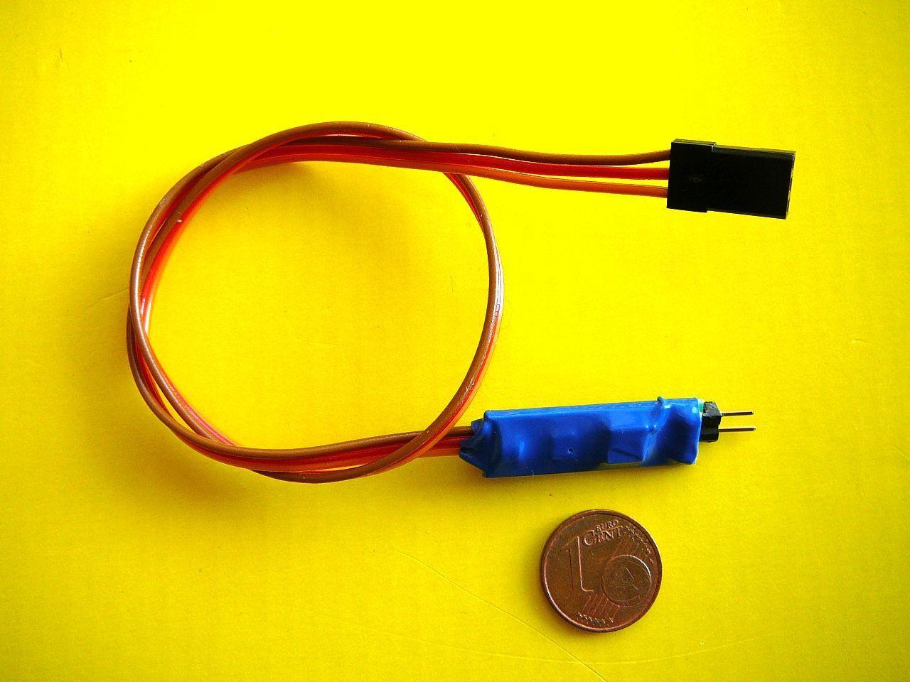 Vario/altezza, tensione e sensore di temperatura per multiplex MPX M-LINK Ricevitore