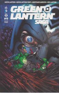 GREEN-LANTERN-SAGA-N-9-DC-Comics-Urban-Comics