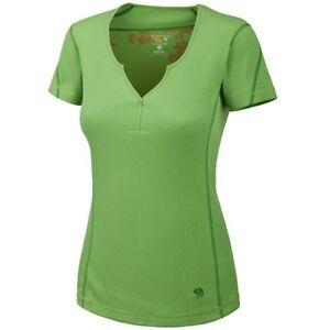 Mountain Hardwear Lochvale Shirtwomen's Women's Clothing Activewear Short-sleeve