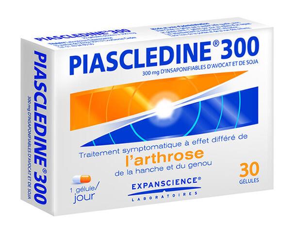 PIASCLEDINE ANTI-RHEUMATIC OSTEOARTHRITIS - 60 x 300g  GEL CAPSULES- 2018 EXPIRY