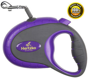 Retractable-Leash-By-Hertzko-Great-for-Small-amp-Medium-Dogs-up-to-44lbs