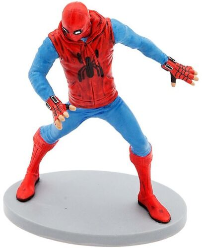Homemade Costume Loose Spider-Man Homecoming Spider-Man 3.5-Inch PVC Figure